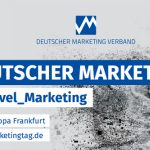 44. Deutscher Marketing Tag zum Thema #_Next_Level_Marketing findet in Frankfurt statt.