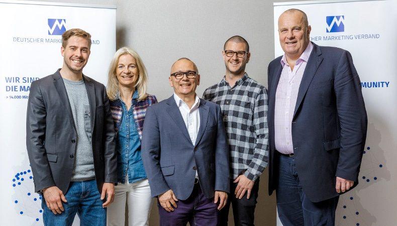News vom Club: Der MC Lago wird Mitglied beim Deutschen Marketing Verband 2021.