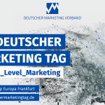 44. Deutscher Marketing Tag zum Thema Next Level Marketing #DMT17 am 23 Nov. 2017 in Frankfurt -- #CCdigitalM #MCLago