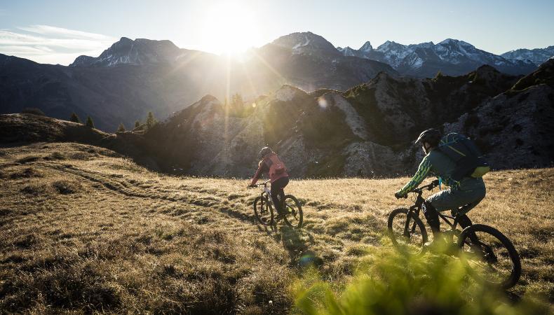 Wahre Outdoor-Begeisterung: Berg und Bike Sports mit VAUDE