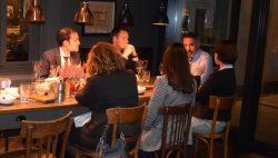 Marketing Club Lago in der Brasserie Colette Tim Raue