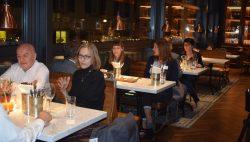 MCLago zu Gast in der Brasserie Colette Tim Raue in der Heimat