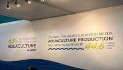 Bis 2030 kommt 62% des konsumierten Fisch aus Aquakulturen oder Fish Farms. Nur so kann der schnell wachsende Bedarf gedeckt werden.