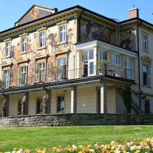 Ein Jahr nach der Gründung trifft sich der Marketing Club Lago in der Villa Prym zur Mitgliederversammlung am Bodensee.