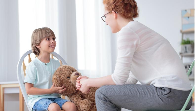 Es kann jedes Kind treffen. RD Belastung für Kind und Eltern.