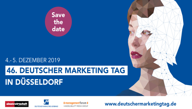 4-5 Dez. Düsseldorf: Jahrestreff der Marketing Community.