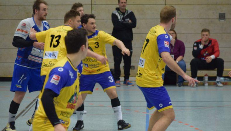 HSG Konstanz Superball 2019 - die ersten Spielminuten.