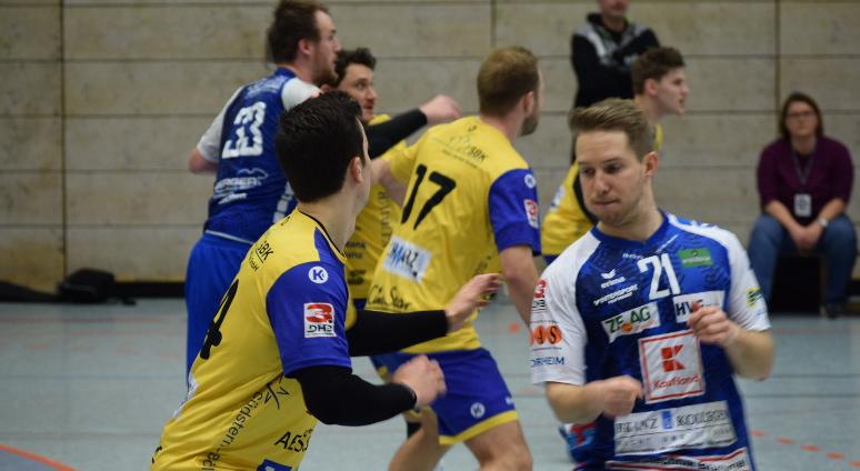 HSG Konstanz Superball 2019 - Druck von TSB Heilbronn-Horkheim.
