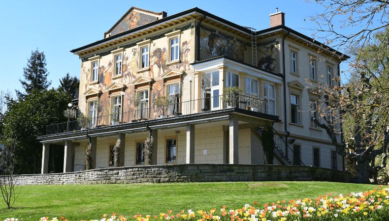 MC Lago Website, Marketing am Bodensee in der Villa Prym in Konstanz.