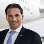 Swiss Chief Commercial Officer Tamur Goudarzi