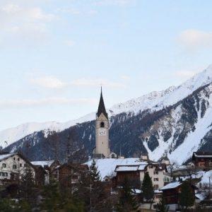 WEF 2020 Davos: Hauptdiskussionspunkte: Klimaschutz und Blockchain, Foto: Urs E. Gattiker