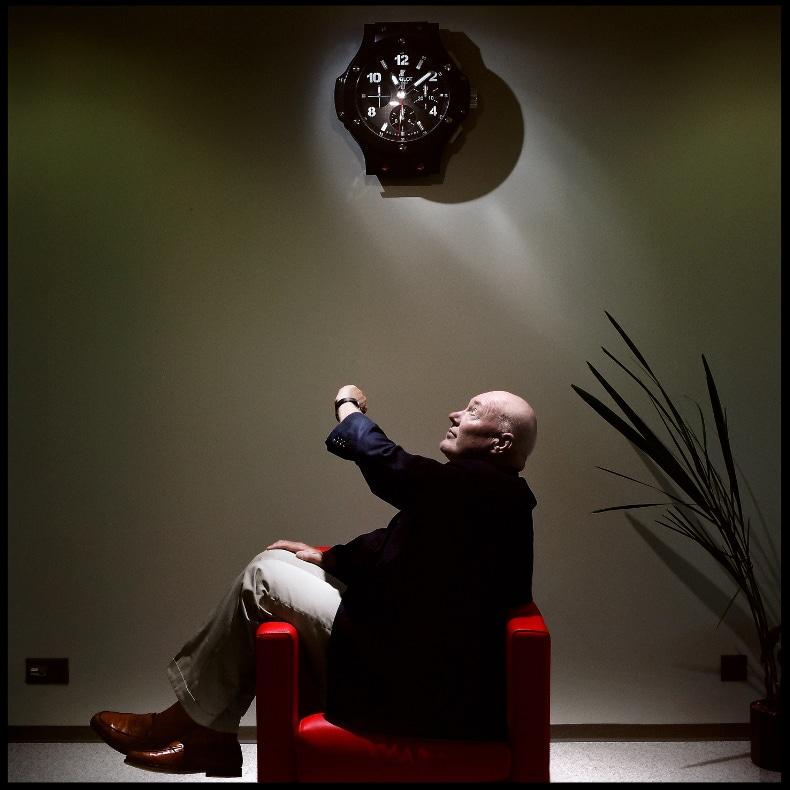 """""""Wenn ich nur für mich gelebt habe, dann war ich unwichtig und unnötig. Der Mensch ist geboren, um zu teilen und weiterzugeben. Wer das nicht tut, unterbricht die Kette."""" Jean-Claude Biver, CEO Hublot."""