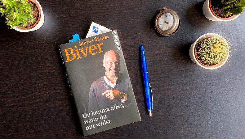 MC Lago Buchrezension Jean-Claude Biver MC Lago Event Marketing & Schweizer Uhren, Du kannst alles, wenn du nur willst