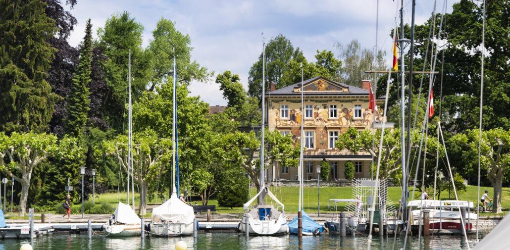 Villa Prym Marketing Club Lago Events am Bodensee